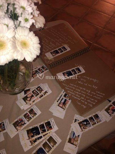 Livre Photobooth