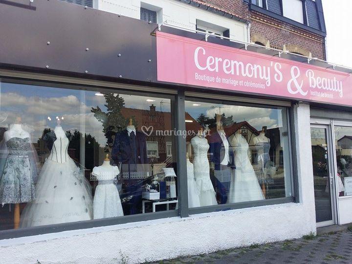 Ceremony's & Beauty