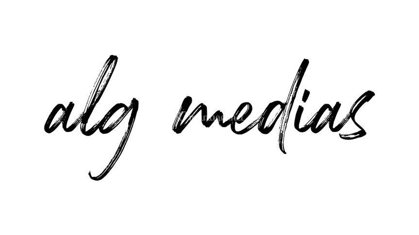 Logo ALG Médias