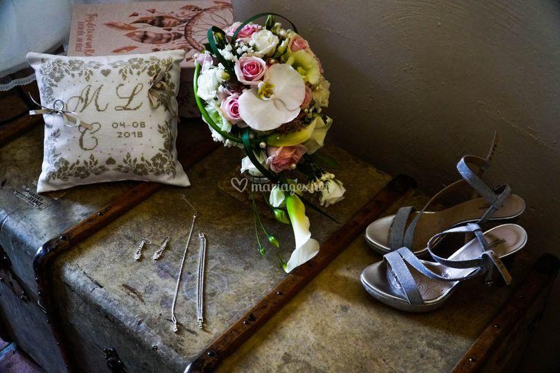 Mariage 4 aout 2018