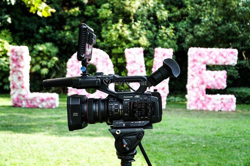 Caméra Panasonic