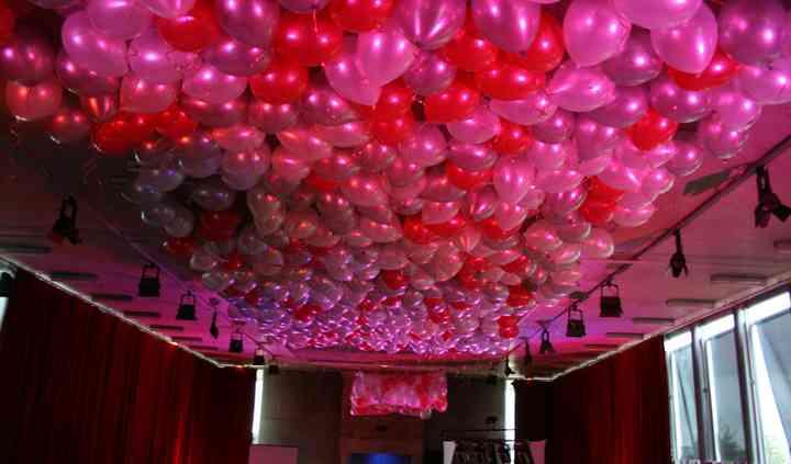 Ciel de ballons  Montpeyroux