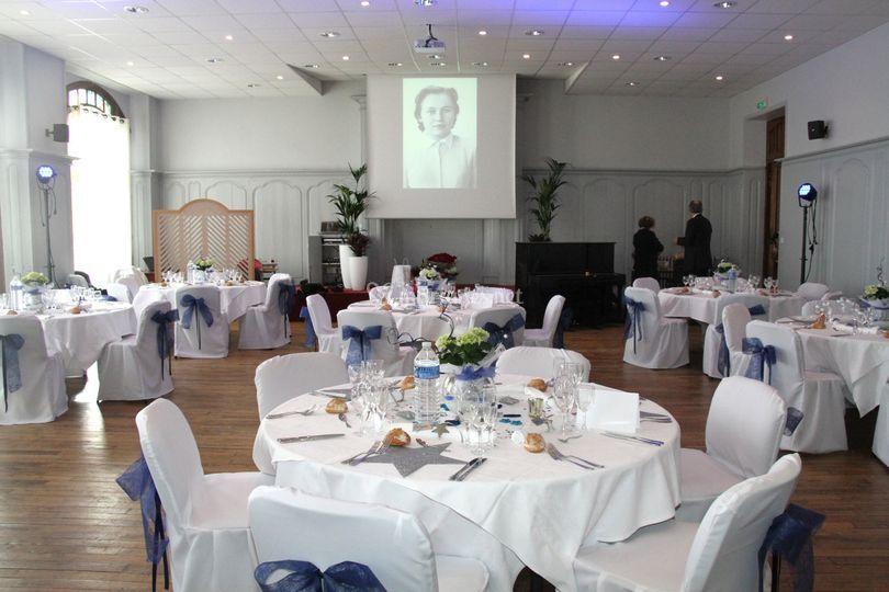 Réception à Vannes