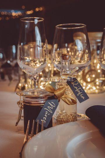Cadeaux invités personnalisés