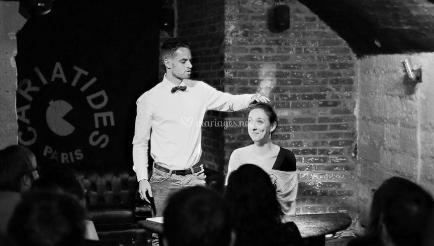 Cariatides Comedy Club Paris