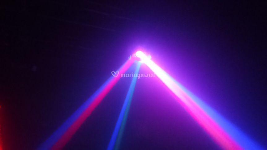 Jeux de lumière scan