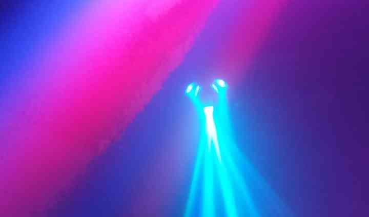 Effet led color