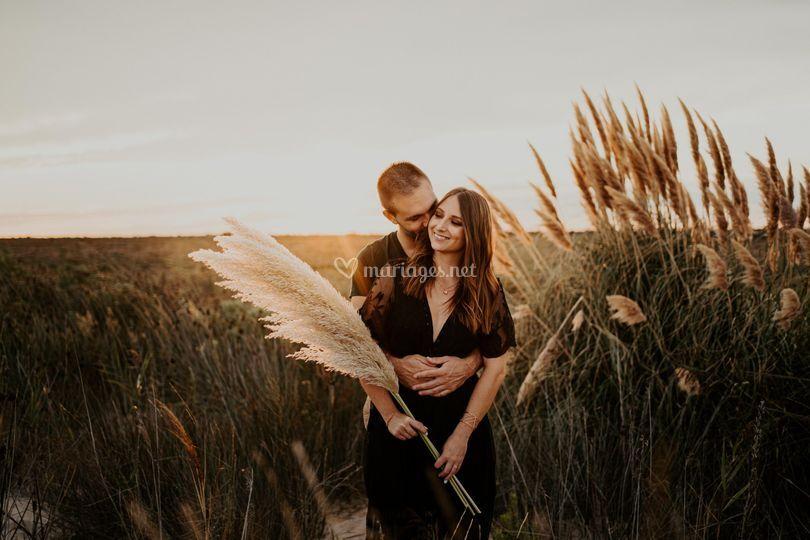 Séance engagement couple
