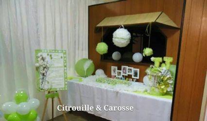 Citrouille et Carosse 1