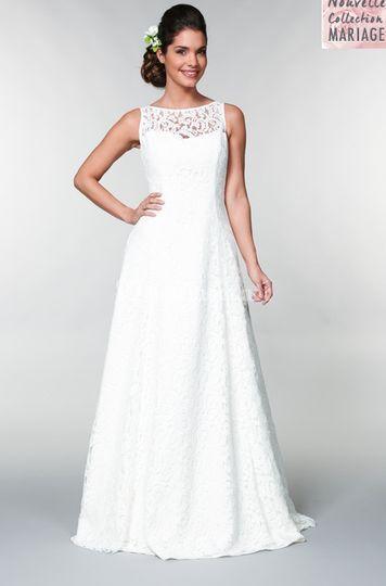 robe de marie en dentelle sur tati mariage - Tati Mariage Toulouse Horaires