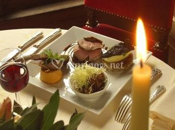 Ch teau de chissay - Restaurant la table des roy ...