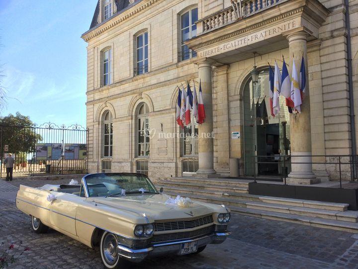 Mariage à Blois