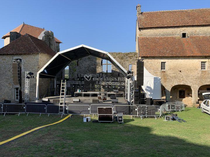 Concert-Château d'Oricourt