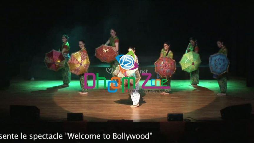 Danse bollywood