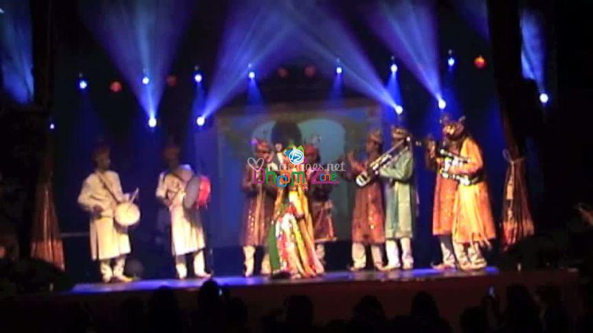 Fanfare indienne rajastanaise