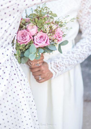 Bouquet civil Joséphine