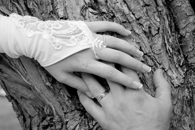 Photo alliance mariage