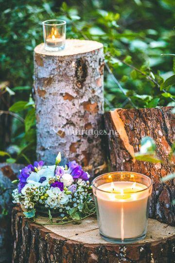 """Décoration """"Forêt enchantée"""""""