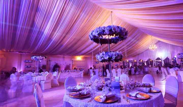 Aiko event mariage éclairage