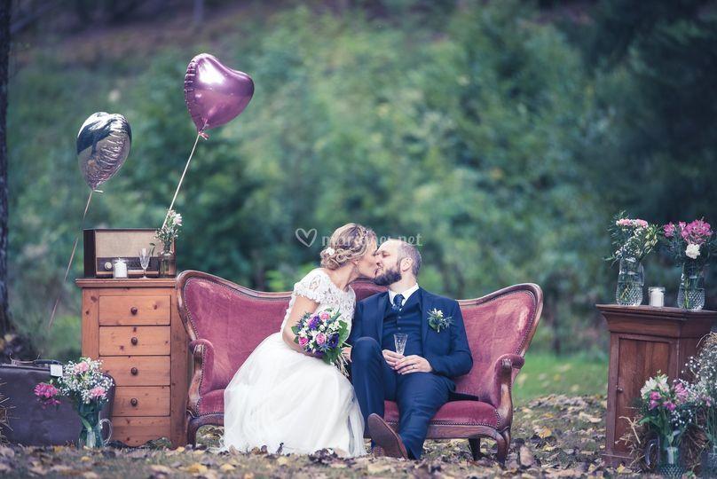 Mariage à Dabo