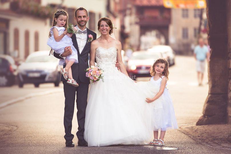 Mariage à Rosheim