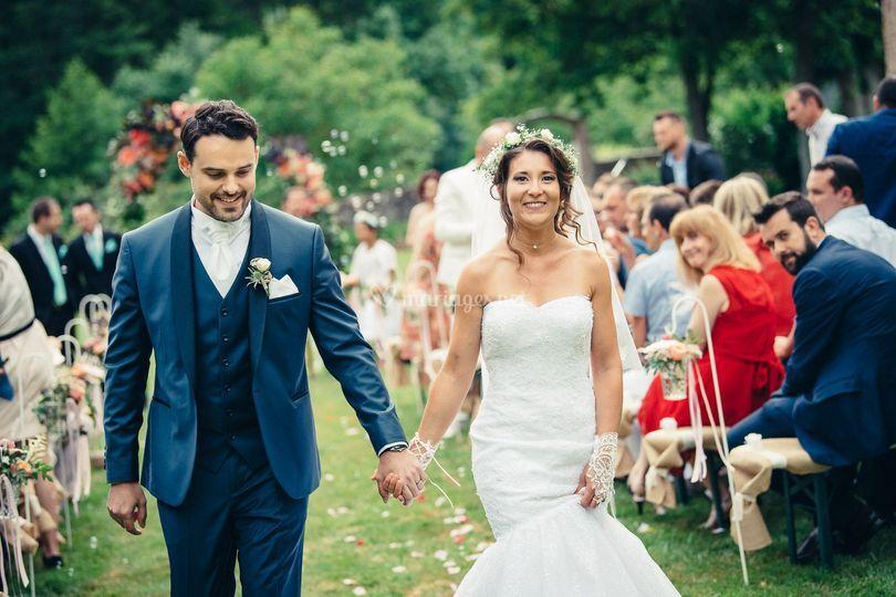 Mariage à Birkenwald