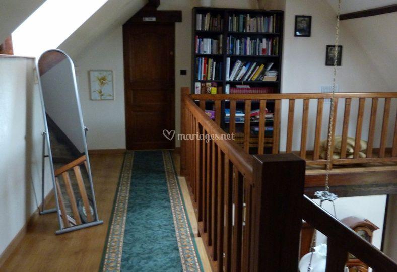 Josy Bed & Breakfast couloir