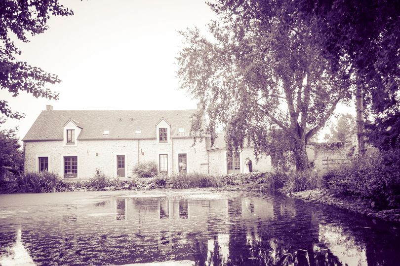 Près de l'étang