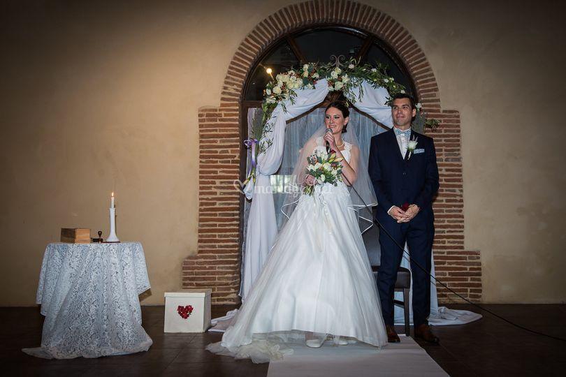 Mariage de G et A 2018