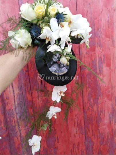 Bouquet de mariée musique