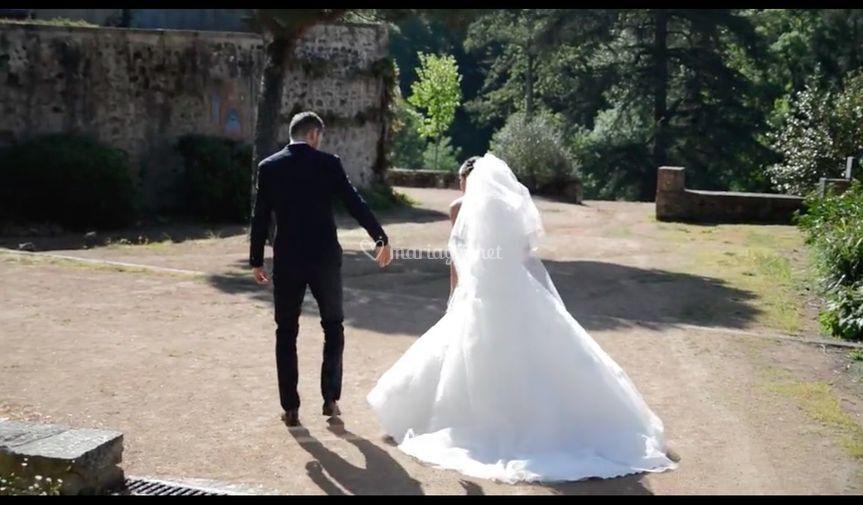 Le Petit Brun Wedding