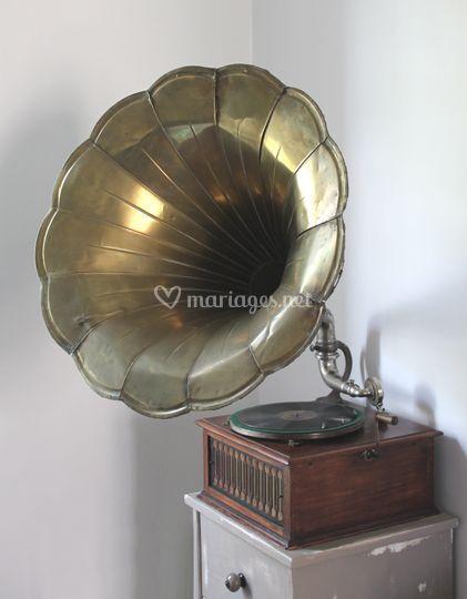 Phonographe région parisienne