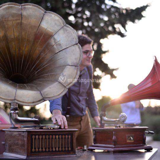 Swing'n'Phonograph