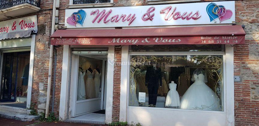 Mary et Vous - Perpignan