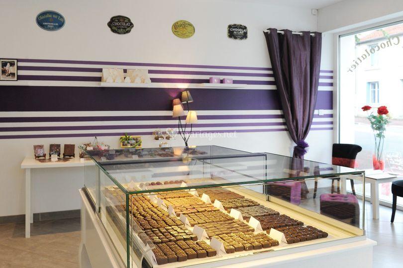 Boutique la Chocolat'hier