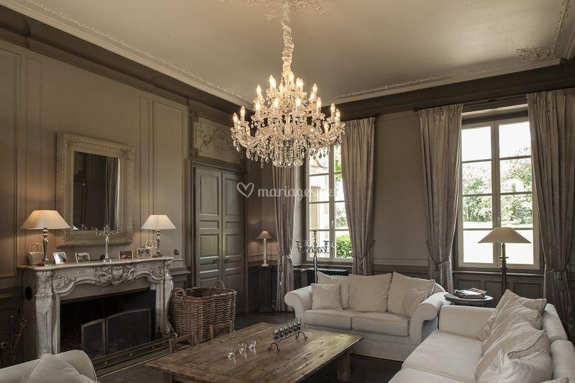 Salon int rieur de ch teau de planchevienne photo 20 - Chateau de menetou salon visites ...