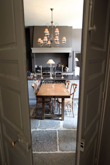 La cuisine du Château