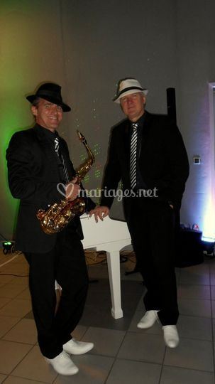 Duo jazz & latino