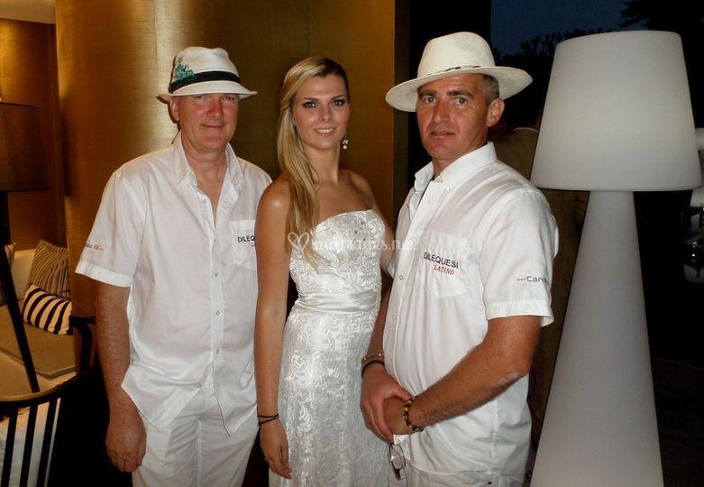 Panama Trio