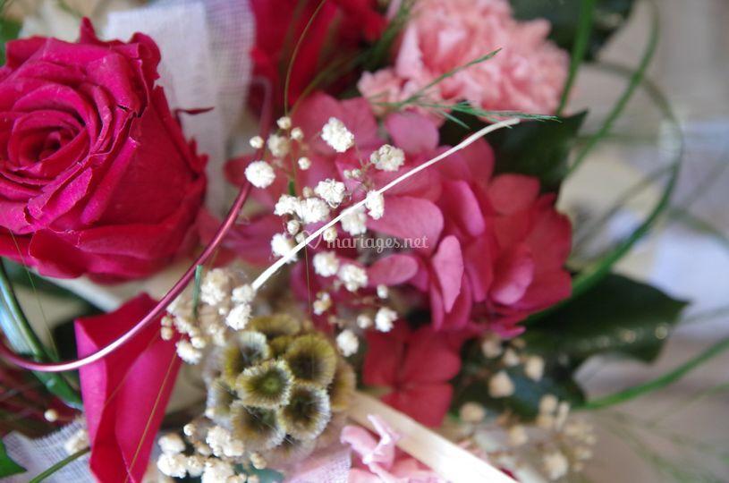 Rose et Cannelle