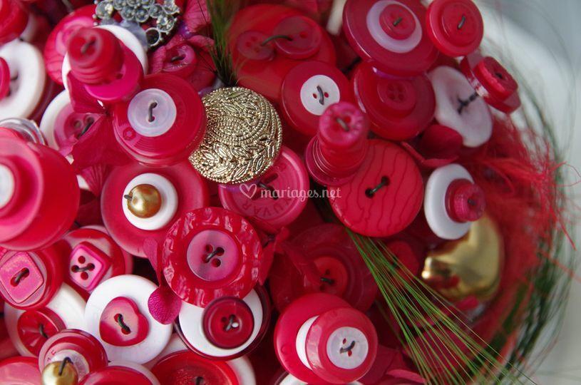 Bouquet bouton