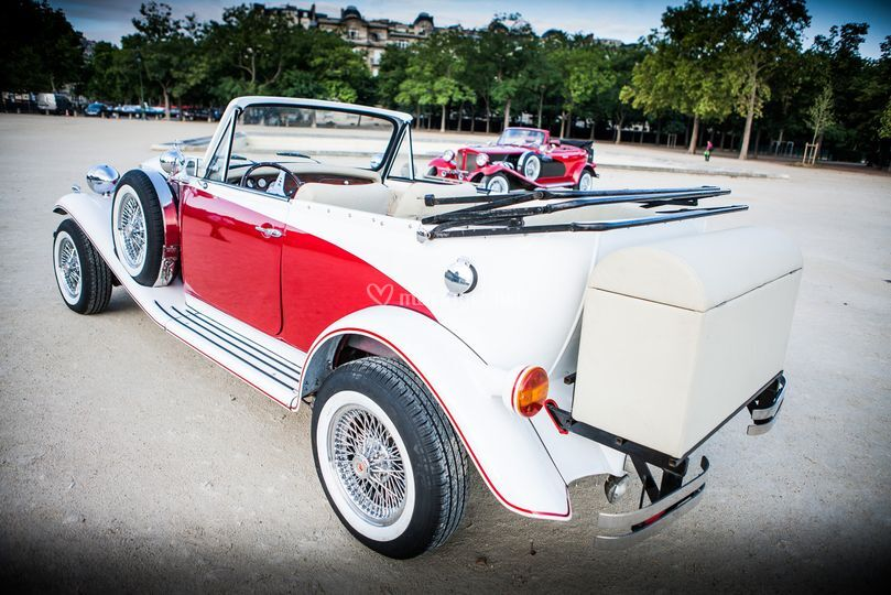 Beauford Blanche-Rouge Mariage