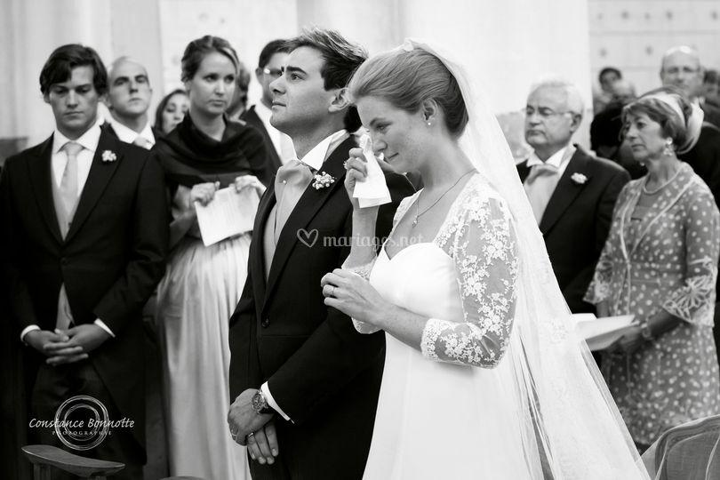 Constance Bonnotte Mariage