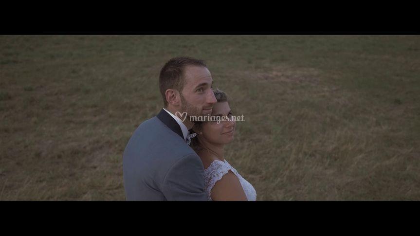 Caps de Vidéo Justine & Joris