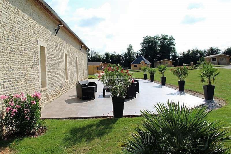 Grange terrasse 140 m² sud