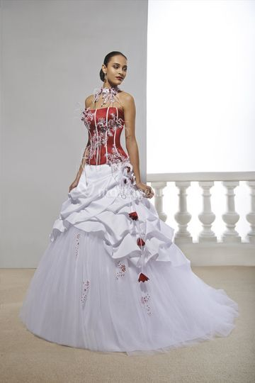 7b50d350414 Dream Wedding Robe de mariée alia