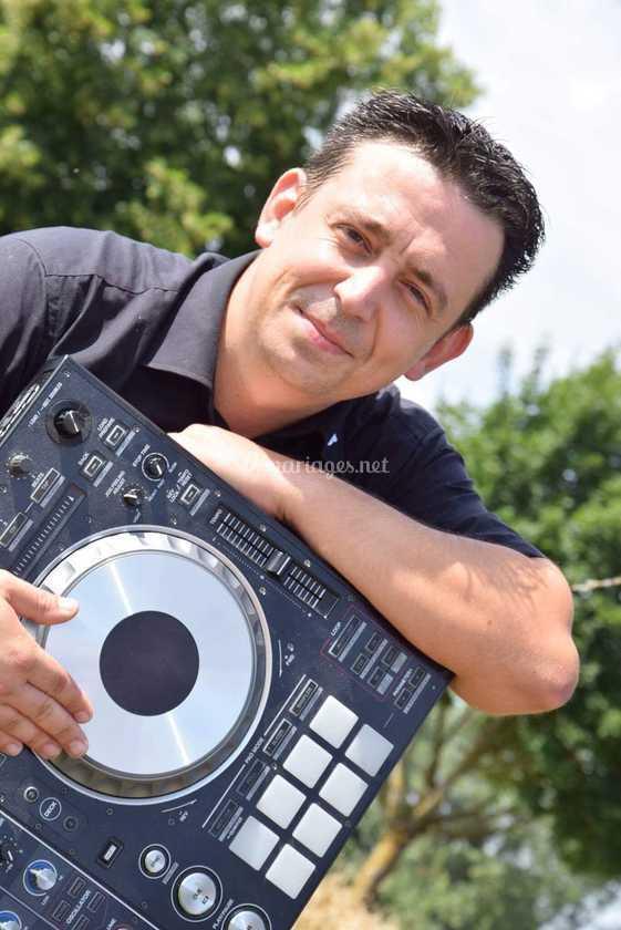 DJ Laurent Martin