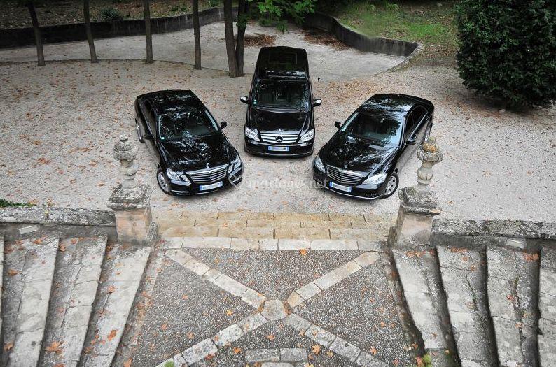 Flotte Mercedes