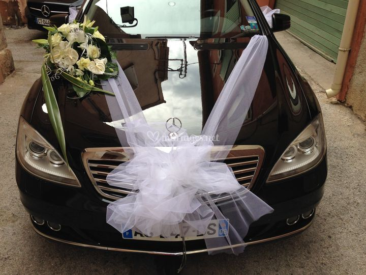 S-Class Gros Noeud + Bouquet