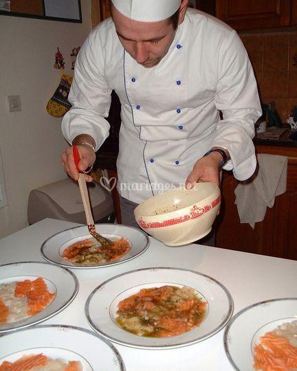 Laurent - Chef A Domicile